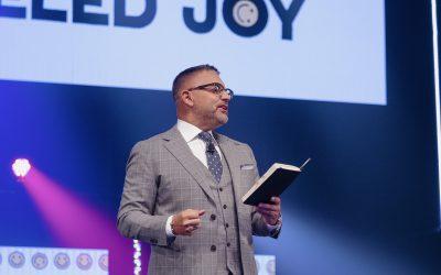 Gospel Fueled Joy in your Prayer Life \\ Calvary Church