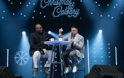 Christmas at Calvary Part 2 \\ Calvary Church