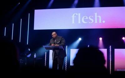 Jesus In + Through Us | Flesh Part 1