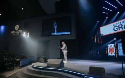 Captured by Grace Part 5 // Calvary Church